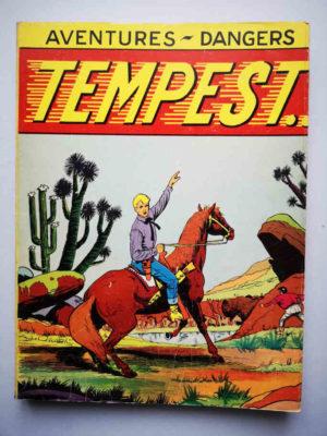 TEMPEST ALBUM (N°1-2-3-4-5-6) ARTIMA 1955