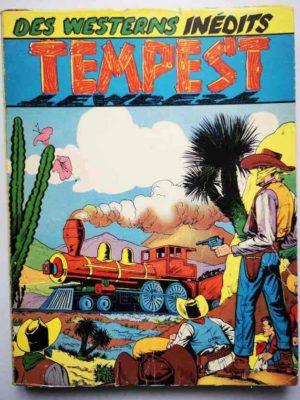 TEMPEST ALBUM (N°13-14-15-16-17-18) ARTIMA 1956