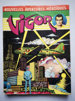 VIGOR ALBUM (N°17-18-25-26-27-28) Bob Corton – Giordan – ARTIMA 1955