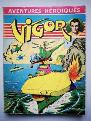VIGOR ALBUM (N°5-6-11-12-13-14) Bob Corton – Giordan – ARTIMA 1955