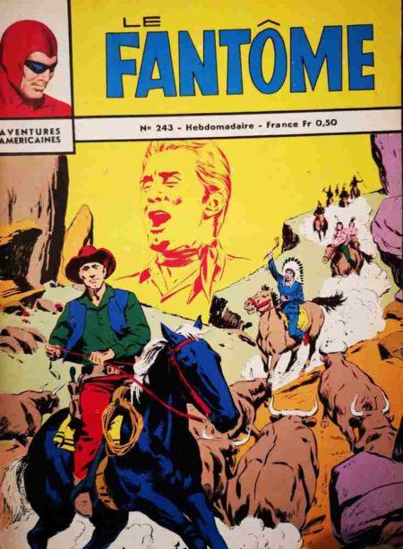 BD Le Fantôme 243 Les pirates de l'archipel - Lee Falk - Remparts