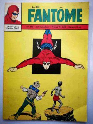 LE FANTOME N° 248 La fiancée de Satan – Remparts 1969