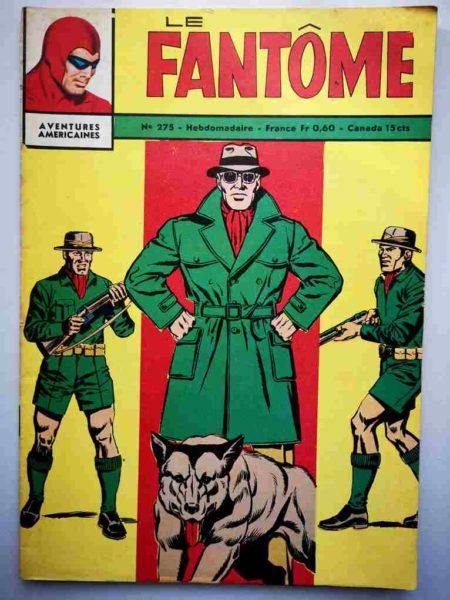 BD Le Fantôme N° 275 Contrebande de diamants - Lee Falk - Phantom
