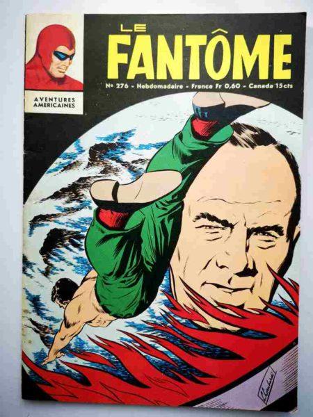 BD Le Fantôme N° 276 Contrebande de diamants - Lee Falk - Phantom