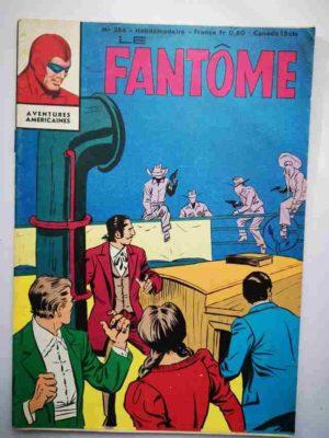 LE FANTOME N° 286 Le fabuleux trophée – Remparts 1970