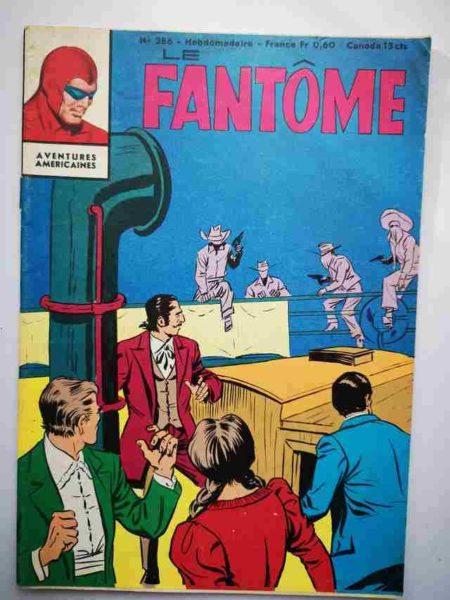 BD Le Fantôme N° 286 Le fabuleux trophée - Lee Falk - Phantom - Remparts