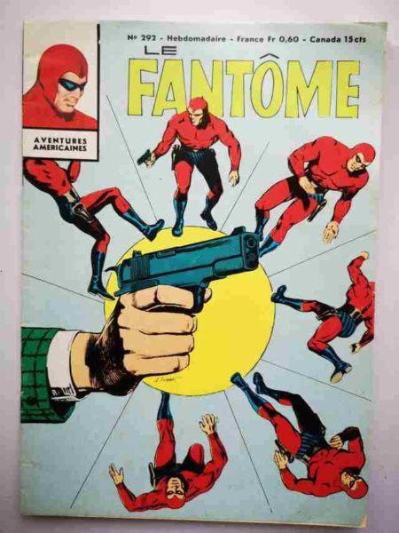 BD Le Fantôme N° 292 Un complexe d'infériorité - Lee Falk - Phantom - Remparts