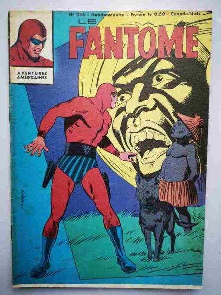 BD Le Fantôme N° 296 La source empoisonnée - Lee Falk