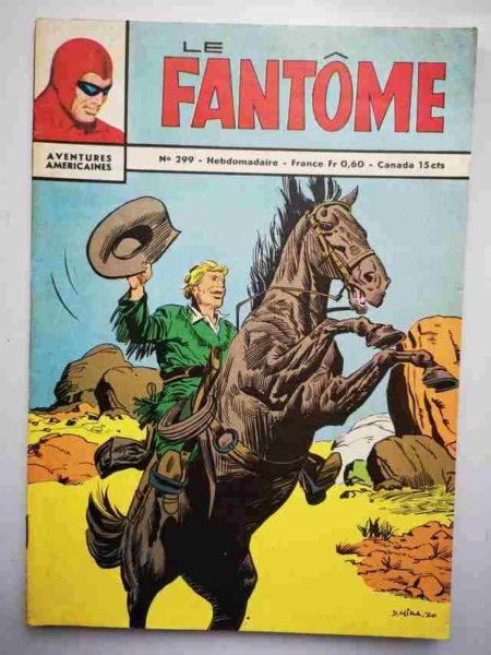 BD Le Fantôme N° 299 La bande du gorille - Lee Falk