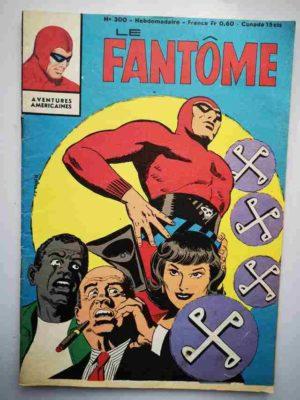 LE FANTOME N° 300 La bande du gorille – Remparts 1970