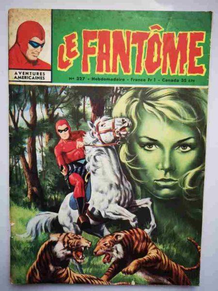 BD Le Fantôme N° 327 La femme sauvage - Lee Falk