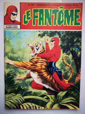 LE FANTOME N° 337 Le pirate noir – Remparts 1970