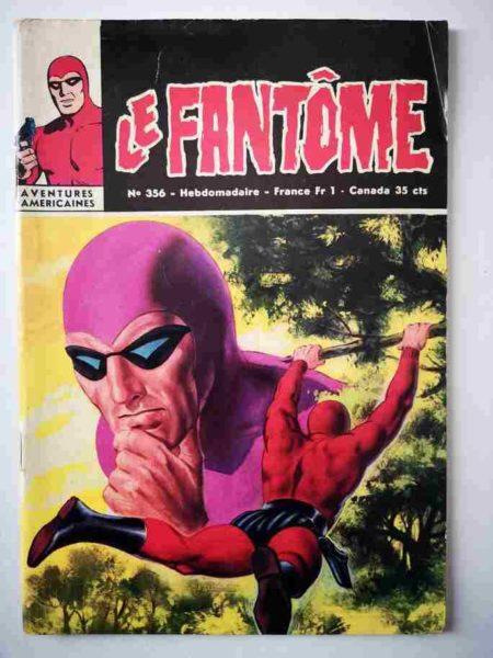 BD Le Fantôme N° 356 Une femme tombée du ciel - Lee Falk - Phantom