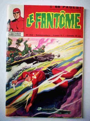 LE FANTOME N° 363 La petite guerre – Remparts 1971