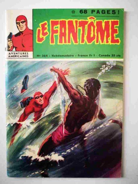 BD Le Fantôme N° 364 Fleuve sans fin - Lee Falk - Phantom