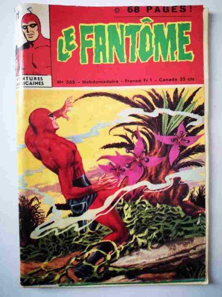 BD Le Fantôme N° 365 La trahison de Bandar - Lee Falk - Phantom
