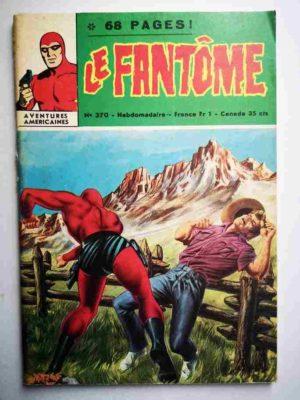 LE FANTOME N° 370 Le protecteur du troupeau – Remparts 1971