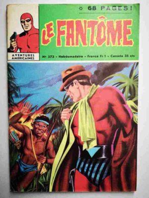 LE FANTOME N° 373 Le mystère de l'Hydre – Remparts 1971