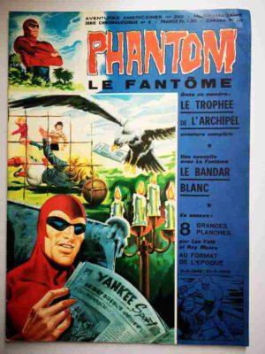 LE FANTOME N° 392 Le trophée de l'archipel – Remparts 1972