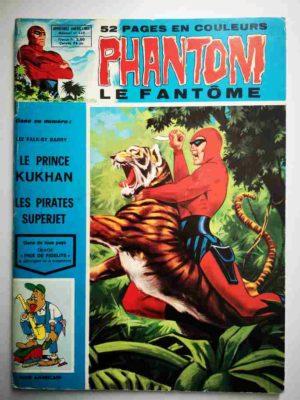 LE FANTOME N° 448 Le prince Kukhan – Remparts 1974