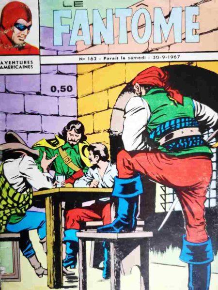 BD Le Fantôme N°162 Dangereuse découverte
