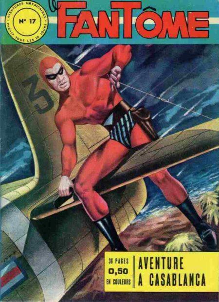 BD Le Fantôme N°17 - Aventure à Casablanca - Lee Falk - Remparts 1963