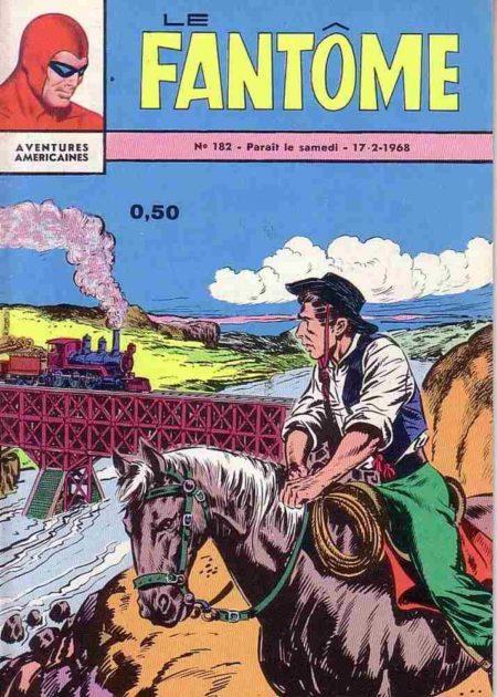 BD Le Fantôme N°182 La sorcière du Bengale - Lee Falk