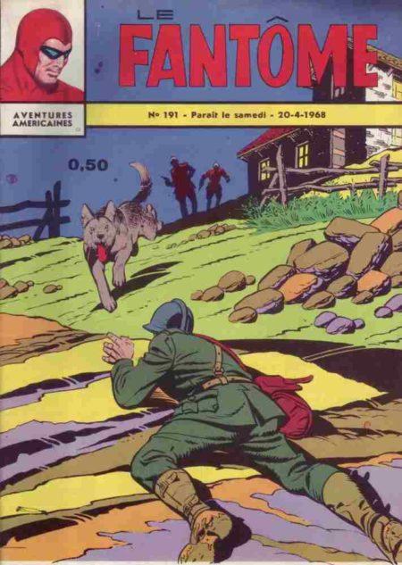 BD Le Fantôme N°191 Les chasseurs de têtes - Lee Falk