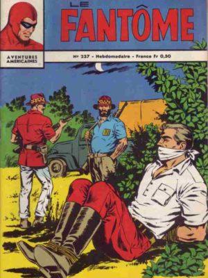 BD Le Fantôme N°237 Les trois flèches rouges - Lee Falk - Remparts