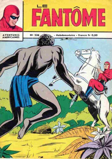 BD Le Fantôme N°238 A la recherche de l'épave - Lee Falk - Remparts