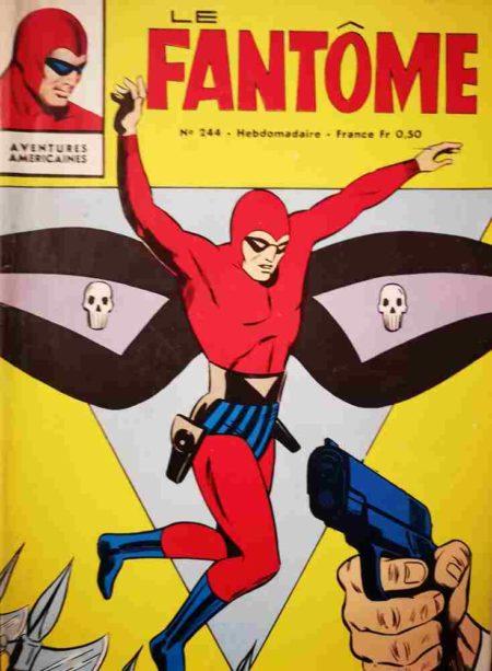 BD Le Fantôme N°244 Fort Morris - Lee Falk (Phantom) Remparts
