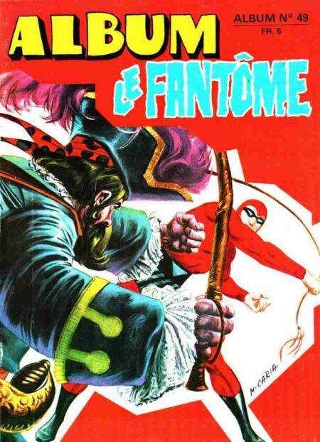 BD Le Fantôme - Phantom Album 49 - Lee Falk