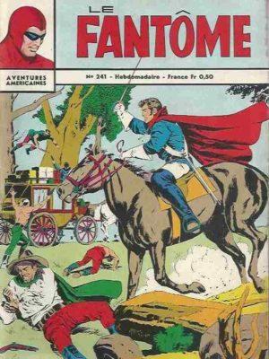 LE FANTOME N° 241 La Vénus de la jungle – Remparts 1969