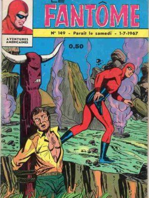 LE FANTOME N° 149 L'homme au clairon – Remparts 1967