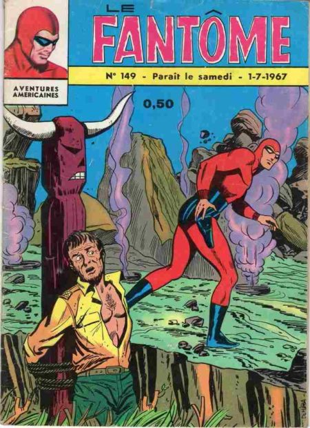 bd Le Fantôme N°149 L'homme au clairon - Lee Falk - Remparts
