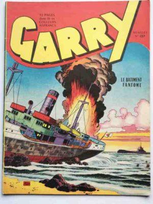 GARRY N° 127 Le bâtiment fantôme –  IMPERIA 1958