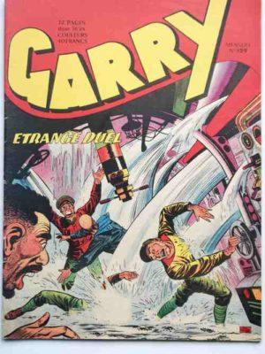GARRY N° 129 Etrange duel –  IMPERIA 1959