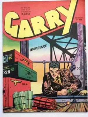 GARRY N° 160 Angoisse –  IMPERIA 1961