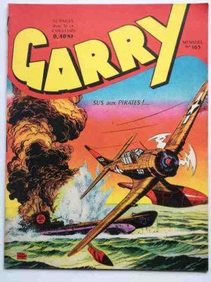 GARRY N° 163 Sus aux pirates –  IMPERIA 1961