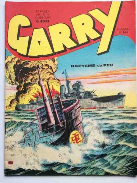 (BD) GARRY N° 166 Baptême du Feu (Félix Molinari) Le géant Moa - IMPERIA