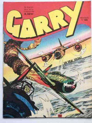 GARRY N° 168 Un vrai soldat –  IMPERIA 1962