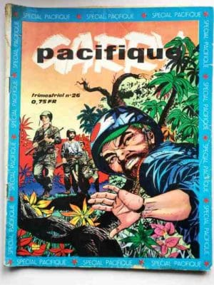 GARRY PACIFIQUE N° 26 Traître ou ami –  IMPERIA 1963