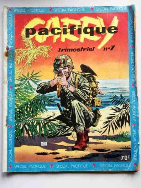 (BD) GARRY PACIFIQUE N° 7 Les rescapés de la Béatrice - IMPERIA