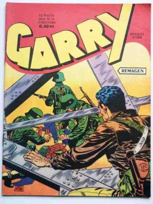 GARRY N° 159 Remagen –  IMPERIA 1961