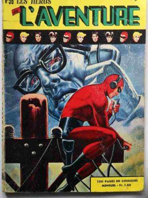 Héros de l'Aventure N° 56 Le Fantôme – Le masque de boue