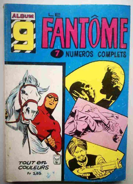 BD LE FANTOME Album 9 Lee Falk - Remparts