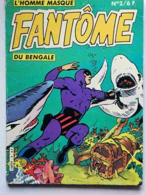 LE FANTOME DU BENGALE N° 2 La Chasse au Trésor – GREANTORI 1983