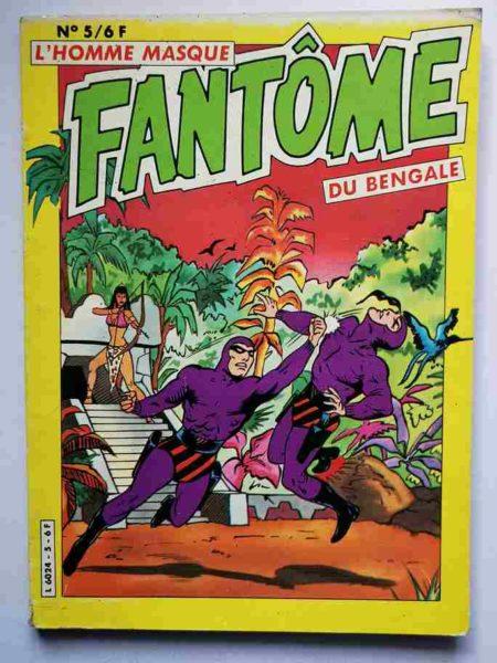 BD LE FANTOME DU BENGALE N° 5 La reine de la jungle - GREANTORI
