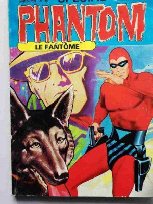 LE FANTOME (spécial) 3e série N° 15 Le monstre HZZZ – REMPARTS 1978
