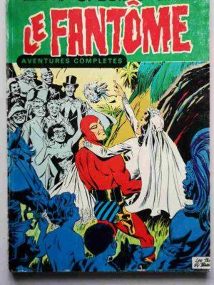 LE FANTOME (spécial) 3e série N° 18 Le mariage de Phantom – REMPARTS 1978